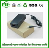 21V2a de Lader van de batterij aan de Levering van de Macht voor Li-IonenBatterij met Aangepaste Contactdoos