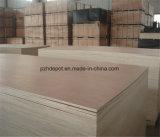 madera contrachapada 18m m comercial de 12m m 15m m Okoume/Bintangor