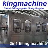 máquina de rellenar de la bebida carbónica automática 3-in-1
