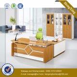 Vector de madera de la oficina ejecutiva de la exportación de China del escritorio caliente del ordenador (HX-GD006)