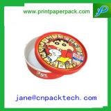 Напечатанная таможней коробка подарка косметической коробки конфеты коробки упаковывая бумажная