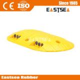 Camino Lados Dobles de Plástico ABS Cat-Eye Rumble Bar