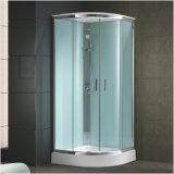 Sauna seca y mojada Baño de vapor con LED (K9707)