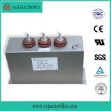 Condensatore ad alta tensione del filtrante di collegamento di CC