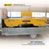 Armazenamento Bateria Die Flat Trolley Die Aluminium Transfer Cart