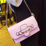 Sacchetto di spalla di cuoio sintetico di vendita migliore della signora Crossbody delle borse con Sy8356 a lunga catena