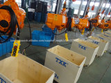 Mode de déplacement élévateur à chaînes électrique de 10 tonnes avec le chariot électrique
