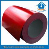 Prepainted гальванизированные катушки холоднокатаной стали цвета для строительных материалов (PPGI/PPGL)