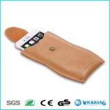 iPhoneのための革ベルトクリップホルスターの箱袋プラス6 7