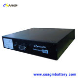 Batterie au lithium-fer phosphate à longue durée de vie 12V100ah (batterie LiFePO4)