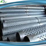 ERW tubos de aço galvanizado com fio e tampa