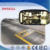 (UVIS) Con il sistema di scansione del veicolo (UVSS) per informazioni di controllo dei telai