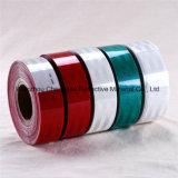 Het hoge Zicht paste het Kleurrijke 3m Weerspiegelende Materiaal van de Sticker aan (c5700-o)