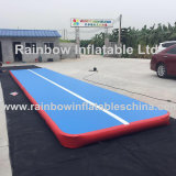 Trilha de ar inflável quente do colchão da ginástica de Dwf com logotipo/esteira Tumbling inflável