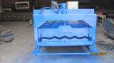 Stahlblech glasierte die Fliese-Dach-Blatt-Rolle, die Maschine bildet