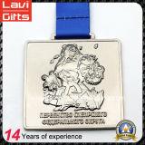 Venta al por mayor de encargo de aleación de zinc Premios Maratón & nbsp; Medalla