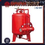 Espuma del tanque de vejiga para el sistema de lucha contra el fuego