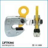 braçadeira de levantamento da placa 3t de aço, braçadeira de levantamento horizontal