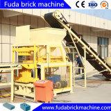 油圧ブロックの自動粘土の煉瓦作成機械