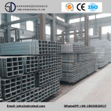 Hot DIP Galvanized Square Steel Pipe Ss400 Q235 Q345