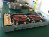 avellanador doble de la inducción del dominó de las hornillas 220V/120V para el modelo Sm-Dic10 de la cocina de la familia