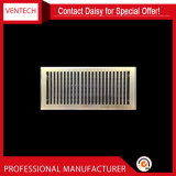 Diffusore del pavimento dello strato del ferro delle griglie di aria di ventilazione di HVAC
