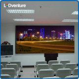 解決を広告するための屋内フルカラーの大きいLED電子スクリーン