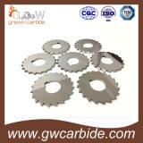 Gebruik van het Blad van het Carbide van het wolfram het Cirkel voor Knipsel