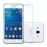 HD cancelam o protetor de vidro da tela da venda por atacado de 9h 0.33mm para a prima de Samsung J5
