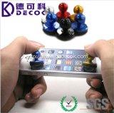 Regulador del palillo del juego de arcada de la palanca de mando para la tablilla androide del iPad del iPhone de la pantalla táctil elegante