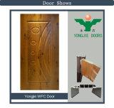 Panneau bon marché chaud de porte des prix de portes intérieures de la vente WPC