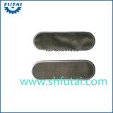Filtro do bloco da rotação do engranzamento do aço inoxidável