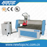Máquina quente do router do CNC da venda para a estaca de madeira