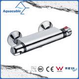 Chromed латунь ванной комнаты Анти--Ошпаривает термостатический Faucet ливня (AF4230-7)