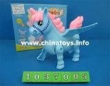 Jouets animaux en plastique électriques de vente chauds de dessin animé de batterie de jouet (1037005)