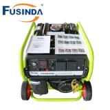 Drehstromgenerator-Benzin-/Treibstoff-Energien-Generator des einphasig-4kVA/4kw für Hauptgebrauch