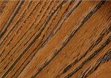 Suelo laminado laminado de HDF Embossement con el nuevo color AC4