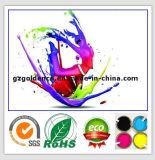 Hecho en la tinta a base de agua de China