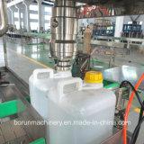 Разлитая по бутылкам линия упаковки запечатывания пищевого масла заполняя