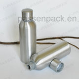 Aluminiumflasche des whisky-500ml mit Besetzer-Beweis-Schutzkappe (PPC-AVB-500)