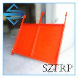 Painel da cerca de segurança da estrada da fibra de vidro de FRP para a venda