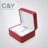 Beige hölzerner einzelner Uhr-Kasten (CY-WB6068)