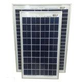 El panel solar solar solar/arriba de Efficiencyl polivinílico Panel/5W 10W 15W 20W 30W