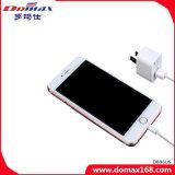 Cargador portable del recorrido del USB del adminículo de los accesorios del teléfono móvil para el iPhone 5