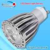 Buon indicatore luminoso del punto del professionista 6W Epistar LED del dissipatore di calore