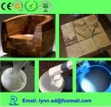 Pegamento adhesivo a base de agua con látex de caucho natural