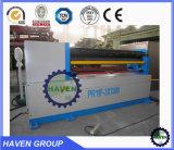 type asymétrique électrique mécanique roulement de plaque et machine à cintrer W11F-6X2500