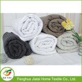 A folha de base enorme feita sob encomenda ajusta o algodão 100%