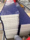 El panel de emparedado decorativo de la espuma de la PU del grano del ladrillo del material de construcción