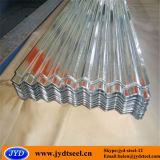 Feuille en acier ondulée de toiture de configuration d'onde
